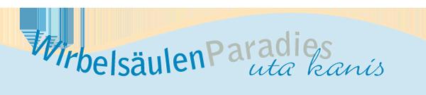 Wirbelsäulenparadies Logo